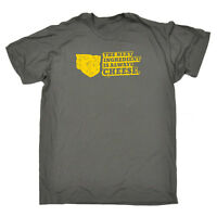 Funny Novelty T-Shirt Mens tee TShirt - The Next Ingedient Is Always Cheese