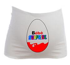 Bandeau de Grossesse Bébé Oeuf surprise / future maman Maternité - Humour