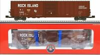 Lionel 6-82659, Rock Island 60' Boxcar #33825, Factory New, C-10   /gn
