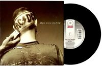 """ACDC AC/DC - ARE YOU READY / GOT YOU BY THE BALLS - UK 7"""" 45 RECORD PIC SLV '90"""