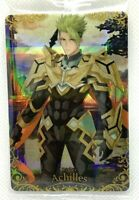 Fate Grand Order FGO Wafer Card Vol.7 No.21 Rider Achilles