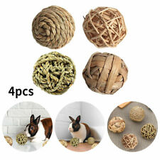4xChew Pets Spielzeug Set für Kiefer, Hamster, Meerschweinchen, Kaninchen, Vögel