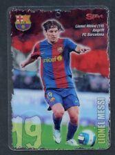 Bravo Sport Lionel Messi Extremely Rare Card Spieler-Wert 6