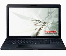 "Toshiba  Laptop 15.6"" 3GB RAM, 320GB  HDMI, WEBCAM, WINDOWS 10 Wifi DVDRW USB"