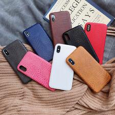 Patrón Funda Protectora Cuero de PU Carcasas PARA iPhone X XS MAX XR 8 7 6s Plus