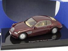 Auto Arte 1/43 - Bugatti EB 118 Genf 2000 Rosso