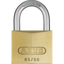 Abus 65 by 50 C Kd Solid Brass Keyed Alike Carded Padlock