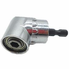 105° Right Angle Driver 1/4'' Hex Shank Extension Drill Screwdriver Attachment