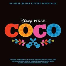 Coco - Original Movie / Film Soundtrack - NEW CD Album - Disney Pixar