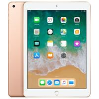 APPLE IPAD 9.7 2018 WiFi/WLAN 32GB GOLD MRJN2FD/A 6.GEN IOS TABLET PC RETINA
