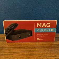 MAG 420 W1 Mag 420W1 4K Built-In Wifi & HDMI Cable (The Evolution of Mag 322)