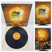 JEFFERSON AIRPLANE Crown Of Creation (LSP-4058) Vinyl LP Germany 1968 EX/VG