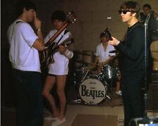 The Beatles photograph - L1512 - Paul McCartney, John Lennon and Ringo Starr