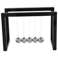 Newton Balls Wiege Gleichgewicht Ball Newtons Pendel Ornamente Haupt Dekora N3G3