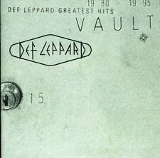 DEF LEPPARD VAULT Greatest Hits CD NEW