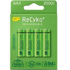 4 X Gp Recyko Aa 2000MAH Pilas Recargables - Precargado