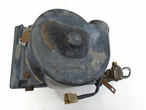PORSCHE 901 911 912 A/C AIR CONDITIONING BLOWER FAN HOUSING EVAPORATOR S T E BEH