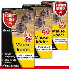Protect Home 3 x 1 Pièce Rodicum Mäuseköder