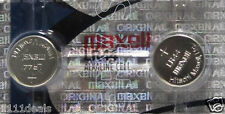 2 Pack Maxell LR44 AG13 357 Button Cell Batteries