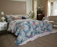 Layla 100% Cotton Coverlet Bedspread Comforter Bedcover Set 3pcs - New