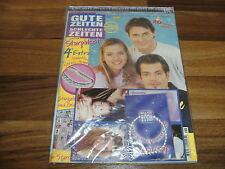 GUTE ZEITEN - SCHLECHTE ZEITEN -- GZSZ  6/2001 // Offizielle Magazin /Foto Comic