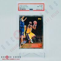Kobe Bryant Topps Rookie NBA 50th PSA 8 Rare Foil ( Like Chrome But More Rare)🔥