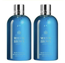 Molton Brown Blissfull Templetree Bath And Shower Gel Set  2x 300ml
