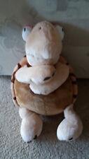 Nici  Schildkröte 50 cm liegend Plüschtier Stofftier Kuscheltier