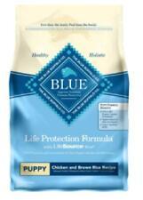 BLUE Buffalo Life Protection Formula Regular PUPPY Food Dry (Chicken&Rice)  6 Lb