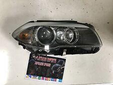 Bmw 5 series f10 f11 headlight head lamp rhd osf driver genuine halogen (13