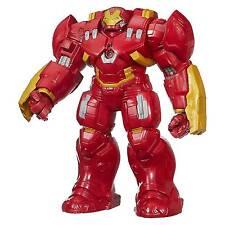 Hasbro Marvel Avengers TITAN Hero Tech Interactive Hulk Buster 30cm Figure