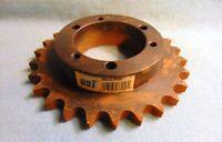 Details about  /UST H50BTL17H Sprocket 17 Hardened Teeth 3//4 Pitch Taper Bushed