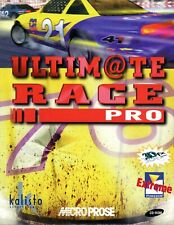 Ultimate Race Pro - Brand New and Sealed - Big Box - PC-Action-Racing