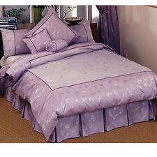 SOPHIA Lilac Neckroll Cover  47cm x 15cm New