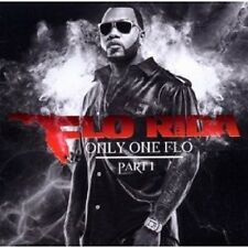 "FLO RIDA ""ONLY ONE FLO (PART 1)"" CD NEU"