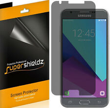 2X Supershieldz Privacy Anti-Spy Screen Protector For Samsung Galaxy J3 Luna Pro