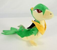Pokemon Plush Servine Jakks Pacific New Stuffed Animal With Tags Plushie 2011