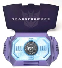Transformers MP 29 Shockwave [Laserwave] Genuine collector coin only [NEW]