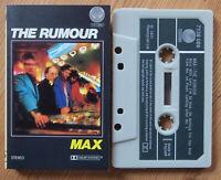 THE RUMOUR - MAX (VERTIGO 7138 088) 1977 UK CASSETTE TAPE EX COND PUB ROCK STIFF