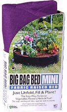 Smart Pots Big Bag Fabric Raised Planting Bed, Mini, Purple