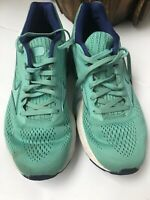 Mizuno Womens Wave Rider 23 Running Shoes Trainers Sneakers - Blue Sports UK 5
