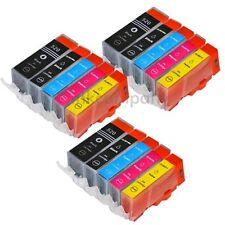 15 Druckerpatronen + CHIP PGI-520 CLI-521 IP 3600 IP 4600 IP 4700 MP 540 550 NEU