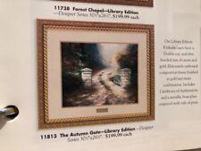 The Autumn Gate, Thomas Kinkade Library Edition Home Interiors & Gifts