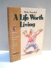 A Life Worth  Living by Nicky Gumbel