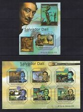 Mozambique 2011 Salvador Dali 20th Century Art Artist Painting stamps MNH** YA