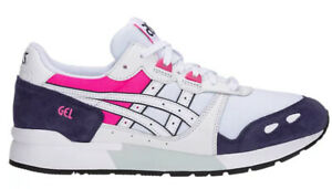 ASICS Men's Gel-Lyte Fashion Sneaker White/Peacoat Size 10