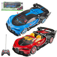 1/14 Electric Operate Sport Radio Remote Control Super RC Car Kids Toy Xmas Gift