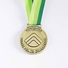 Yorkshire Three Peaks Challenge medal