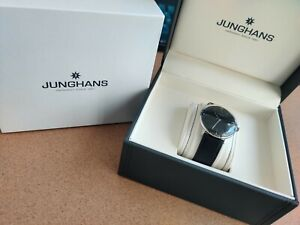 Junghans Max Bill 38mm Automatic 27.4701 Watch