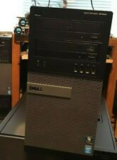 Dell Quad Core 4th Gen i5 500GB Win10 Gaming PC Computer NVIDIA GTX 1050 Ti